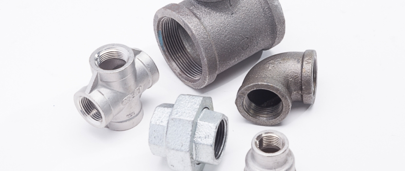 Steel iron fittings supply l p