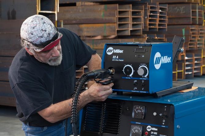 miller welding machine parts